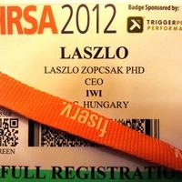 "IHRSA ""global"" fitnesz konferencia: Los Angeles, 2012. március 14-17"