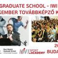 Real Madrid Graduate School – IWI SportAcademy Sportszakember Továbbképző Konferencia