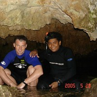 10 yrs ago I was reborn. Cave diving? No thanks! - Tulum, Mexico