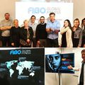 I am a determined FIBOian! :) Ambassador meeting to enhance visitor experience in FIBO 2019! Koln, Germany, April 4-7.  #fibo2019 #fiboambassador #europeactive #iwischool  #iwinemzetkozifitnesziskola