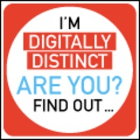 I'm digitally distinct... and you? :)