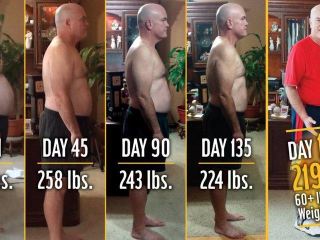 Hihetetlen: 20 kilót fogyott a gyorséttermi kajától!