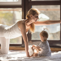 A fitt anyák titka