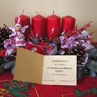 Karácsonyi ajándékkártya