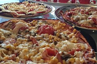 Legalacsonyabb szénhidráttartalmú pizza