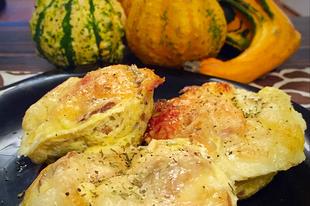 Tojásos muffin reggelire vagy vacsorára