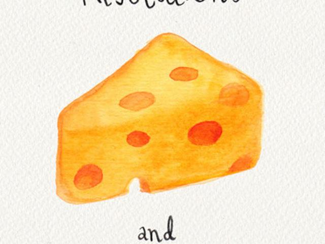 Egyél sajtot!