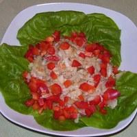 Csicsóka saláta