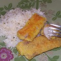 Halrudacskák jázmin rizzsel