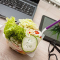 7+1 tipp az egészséges irodai étkezéshez