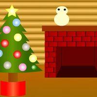Escape of Purple Door 4 - Santa's Home