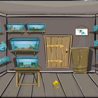 Aquarium Room Escape