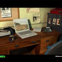 Walt's computer