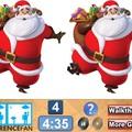 Santa Difference Fan