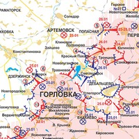 Kelet-Ukrajna – Január 30