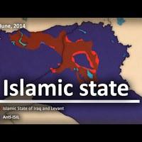 Az Iszlám Állam térhódítása 4 percben