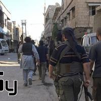 Gyorshír: Damaszkuszt ostromolja az Iszlám Állam