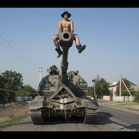 Videó post: Felkelő állás valahol Donyeckben
