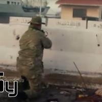 Videó post: Orosz fegyveresek gyakorlatoznak Szíriában