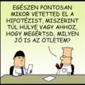 Dilbert magyarul - és aki mögötte van