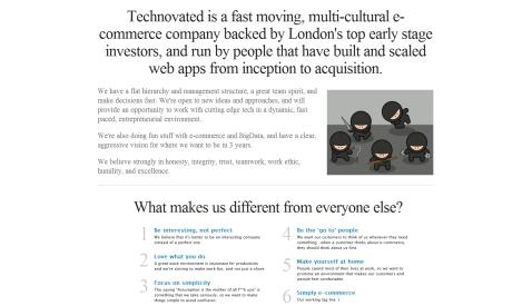 Technovated E-commerce