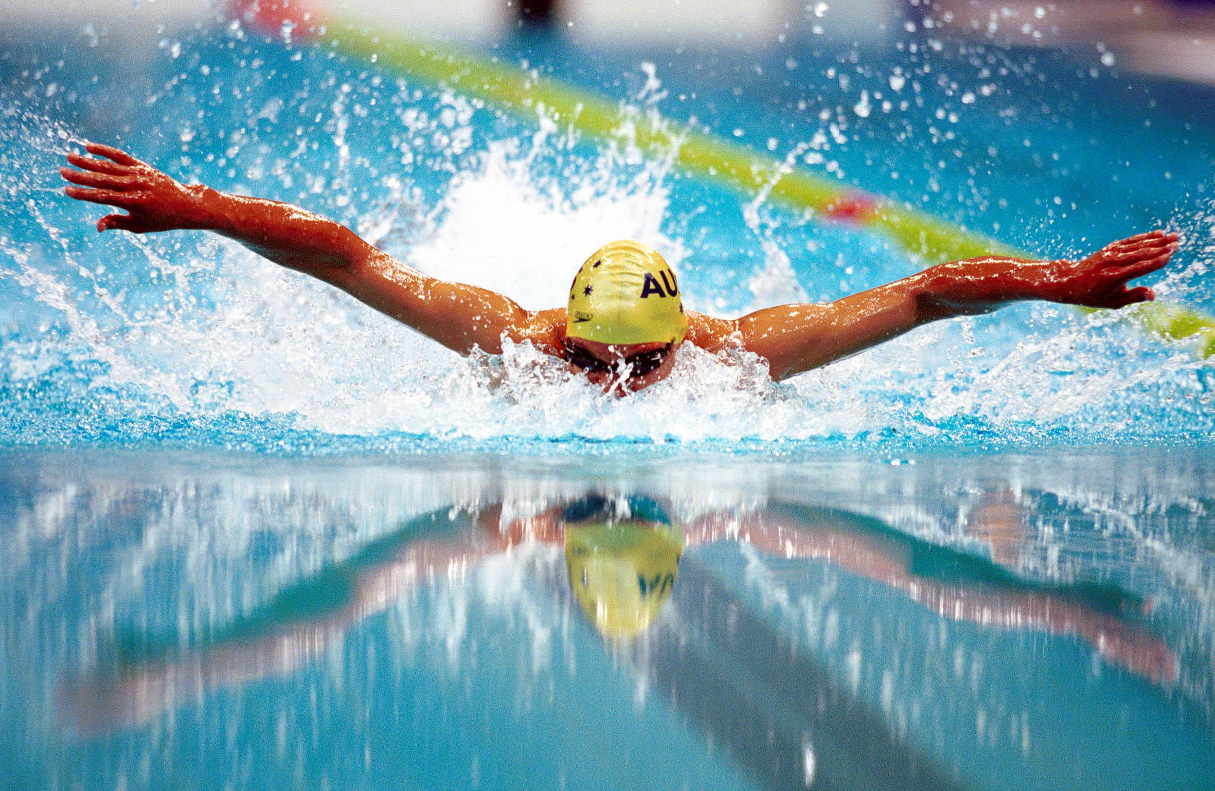 Miért is olyan egészséges az úszás?