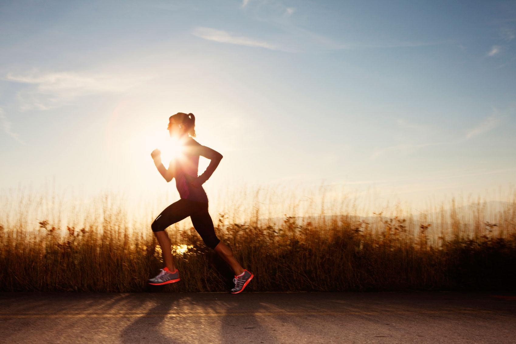 Motiváló tények - A futás jótékony hatásai