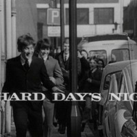 A hard day's night lyrics by The Beatles