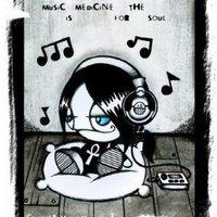 A zenéről