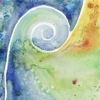 A wave of colour