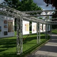 A szabadtéri kiállítás anyaga online is elérhető