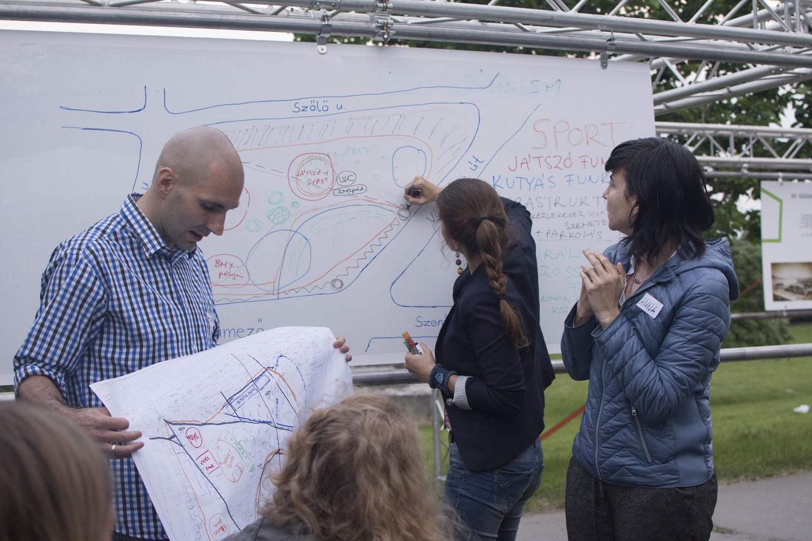 Közösségi tervezés