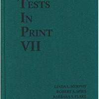 ``EXCLUSIVE`` Tests In Print VII (Tests In Print (Buros)) (v. 7). Gertrude Aircraft their latest kailash