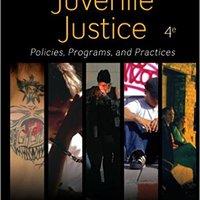 Juvenile Justice: Policies, Programs, And Practices Downloads Torrent