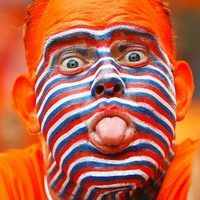 Hollandia - Brazília 2-1