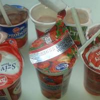 Nagy joghurt teszt
