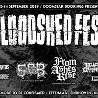 Jövőre is megyünk Bloodshed fesztiválra - From Ashes Rise, S.O.B. és Coffins...