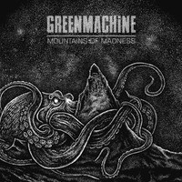 Greenmachine - Mountains of Madness (Daymare Recordings, 2019)