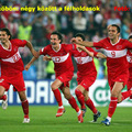 EURO 2008, NEGYEDDÖNTŐ: HORVÁTORSZÁG–TÖRÖKORSZÁG 1–1, TIZENEGYESEKKEL 1–3. (Török)mézédes siker
