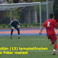 KIEMELT U19-ES BAJNOKSÁG, 18. FORDULÓ, ELMARADT MÉRKŐZÉS: VASAS–DEBRECEN 2–0. Amikor a lelkesedés három pontot ér