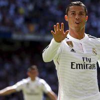 Ronaldo 5-0 Atletico Madrid
