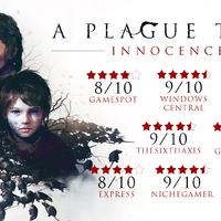 A Plague Tale: Innocence (PS4) TESZT