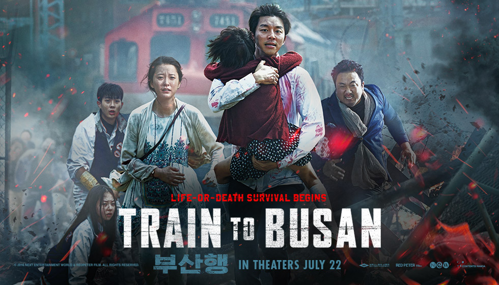 Train to Busan - Focker Blog