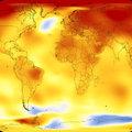 A NASA szerint a Föld 2017-es globális felszíni hőmérséklete az egyik legmelegebb 1880 óta
