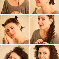 Így göndörítsd otthon a hajad!