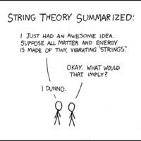 Húrelmélet for dummies - Bevezető