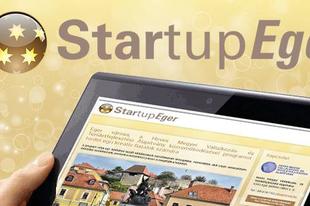 Vállalkozz fiatalon sorozat - Startup Eger program