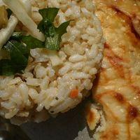 Zsírégetés barna rizzsel?