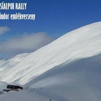 XXVII. Magyar Síalpin rally, első forduló