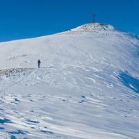 Haute Route -1.nap: Le Reculet 1718 m